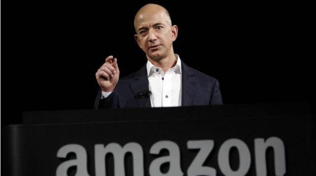 亚马逊机器人遏制沃尔玛的电脑程序追踪信息