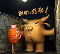 深圳华信平面电商视觉设计学员C4D优秀作品展示集2